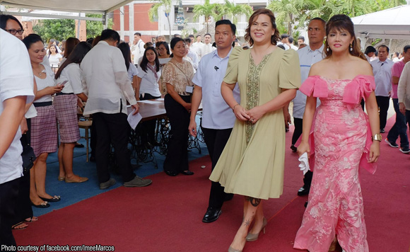 The Ilocano Romeo and Juliet! Scions of rivals Marcos