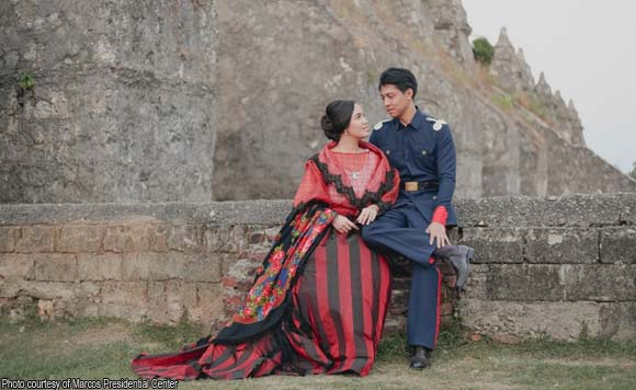 The Ilocano Romeo and Juliet! Scions of rivals Marcos, Manglapus tie