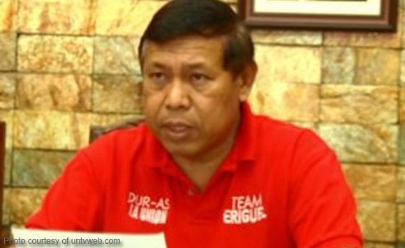 Dead Former La Union 2nd District Representative Eufranio Eriguel