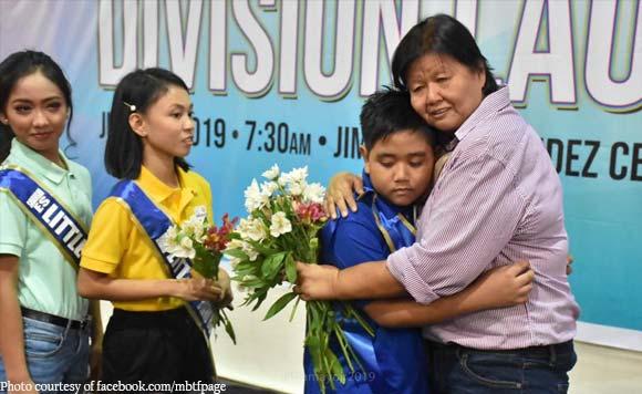 Ex-mayor Fernandez tells new mayor: Win 'Most Child Friendly